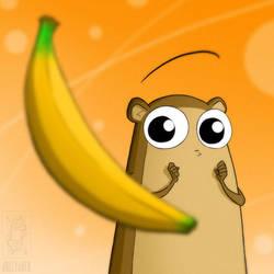 Banana by jollyjack