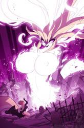 Demon Chloe Rises by jollyjack