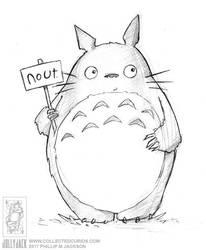 LSCC 2016 Totoro by jollyjack