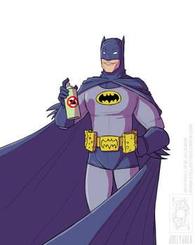 Batman '66 by jollyjack