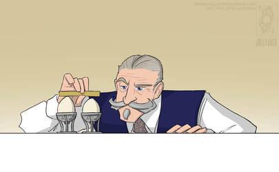 Poirot by jollyjack