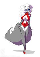 Madame President Chloe by jollyjack