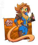 Neko Cola by jollyjack