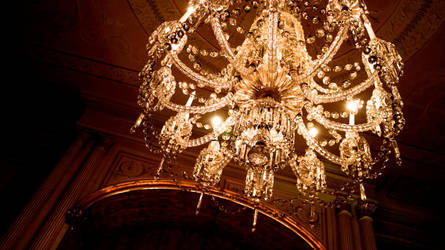 Chandelier. by XxFreakOfNaturexX