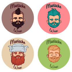 Beardguys by iljashap
