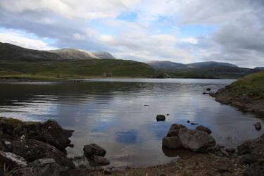 Loch Assynt by Lokattan