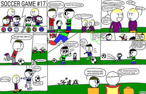 Soccer Game #17 by wazzzuuuuuuuuup