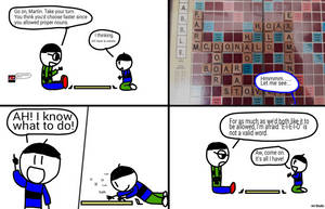 Scrabble by wazzzuuuuuuuuup