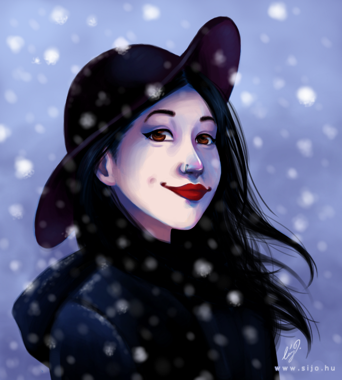 Snow White by Sheeyo