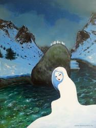 Mountain Spirit by Sheeyo