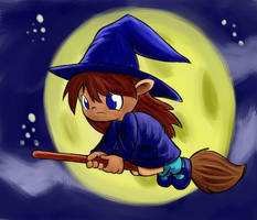 Witch by Greenfinger