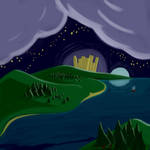 Stream art: 'scape by Greenfinger