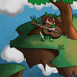 Guitar by Greenfinger