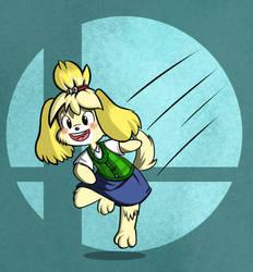 Isabelle by Greenfinger