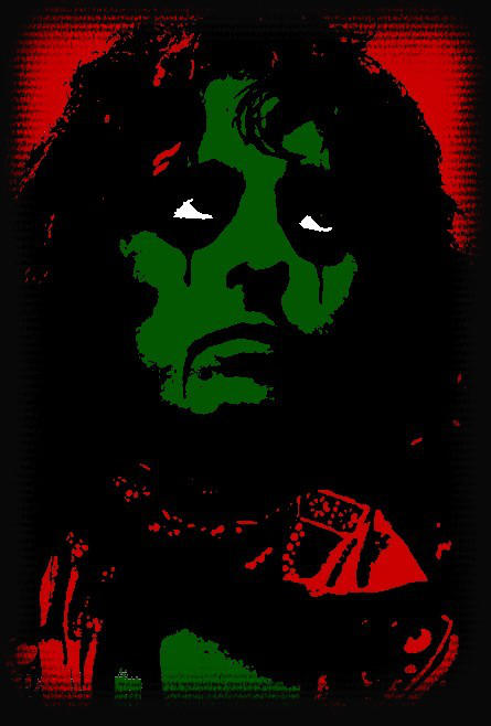 Alice Cooper by Smooothe