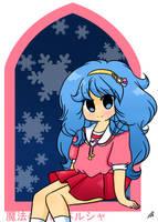 Pelsia, the Magic Fairy by StarValerian