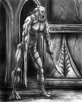 Flesh Golem by Crowsrock