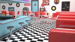 50's Diner by Giles85