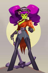 Pirate : A Character Design Challenge by red--fox