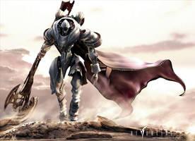 The Knight by XeRo-DatA