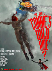 Connie's Wild Ride Poster Coming Attraction 2 by Paudraic