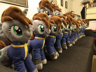 An Army of Littlepips by TopPlush