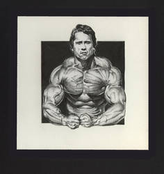 Arnold Pen and Ink by Estranged74