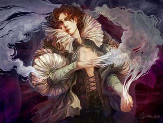 spirits keeper by Quberon