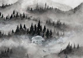 Mistbringer by DundalkChild