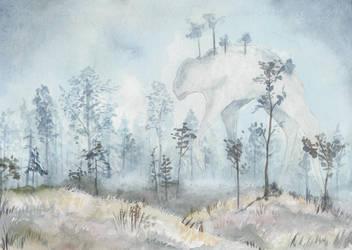 Mistwalker by DundalkChild
