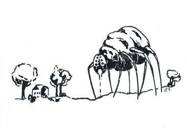 Inktober #6 by DundalkChild