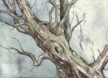 Tree of Worship by DundalkChild