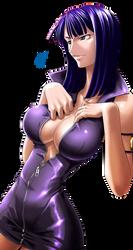 Nico Robin Render 2 by NerDr0us