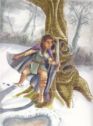 Hunting Giants by greystonestudios