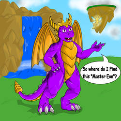 Spyro! by QuickTron