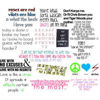 Love quotes by DanniBird