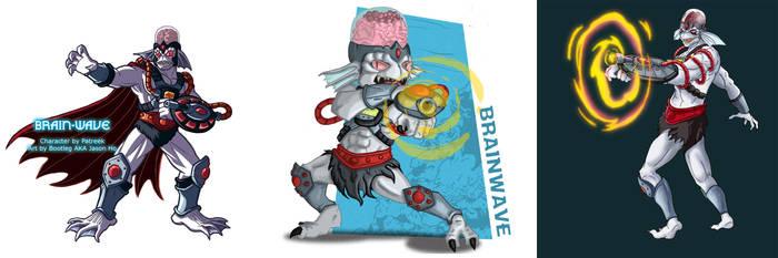 Brainwaves by happymonkeyshoes