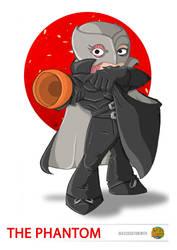 Japan Commission - The Phantom by happymonkeyshoes