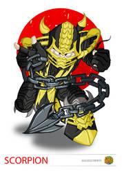 Japan Commission - Scorpion by happymonkeyshoes