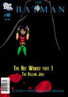 CC BATMAN No10 by FAH3