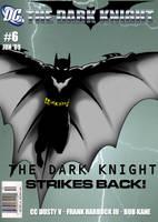 CC THE DARK KNIGHT No6 by FAH3