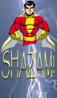 SHAZAM by FAH3