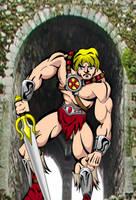 Guardian of Grayskull by FAH3