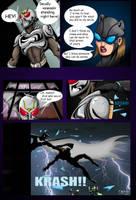 CC THE BATMAN COMIC by FAH3