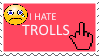 Anti-Internet Troll Stamp by anorexic-animations