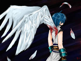 SO3 Fayt- Wings by everything-anime