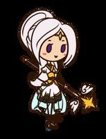 Little Star Goddess by SAmaryllis