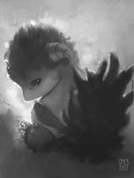 Dragoncito by ArtbyGloriaColom