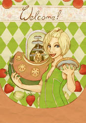 Delightfully Oblivious by Sakebi-chan