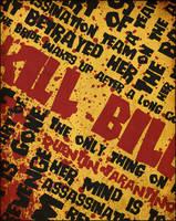 Kill Bill Poster by SamRAW08